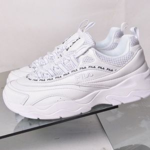 FILA RAY Disruptor Fashion Sneakers For Women's wh